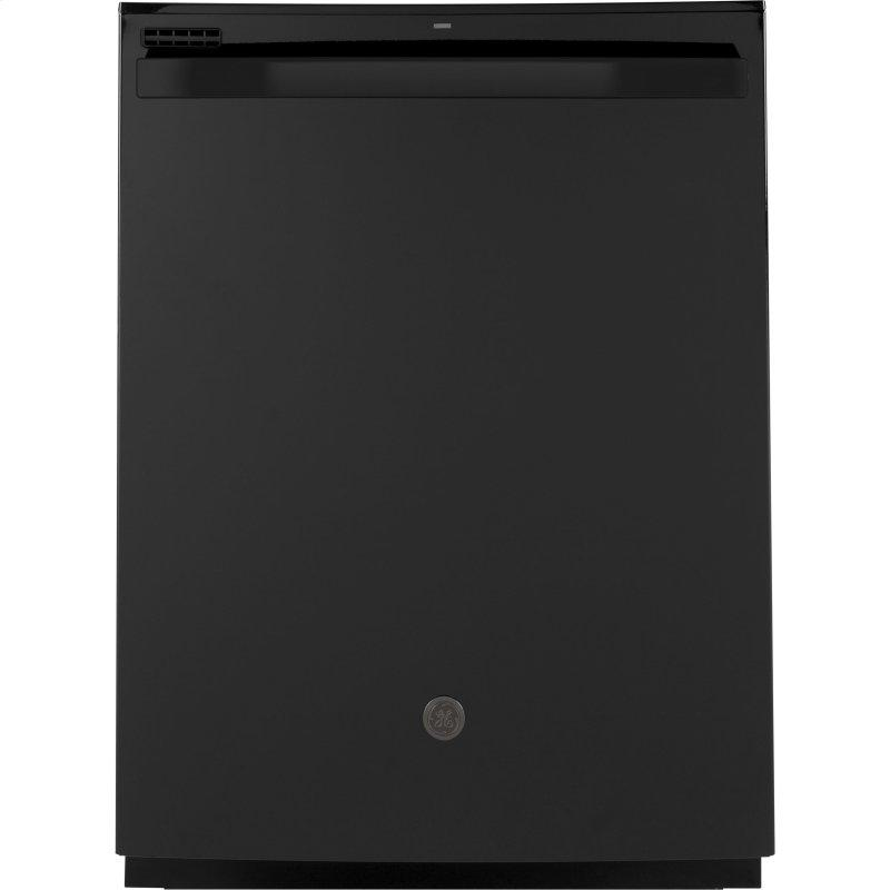 Top Control with Plastic Interior Dishwasher with Sanitize Cycle & Dry Boost