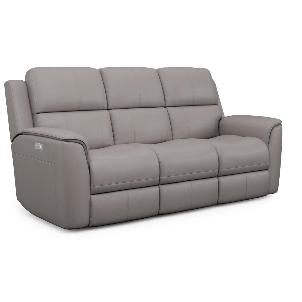 Product Image - Henry Power Reclining Sofa with Power Headrests & Lumbar