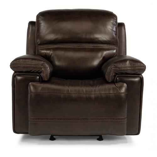 Fenwick Power Gliding Recliner with Power Headrest