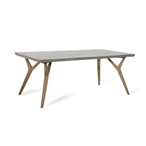 Modrest Dondi Concrete Dining Table