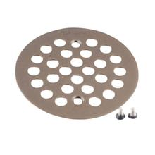 Moen oil rubbed bronze tub/shower drain covers