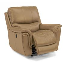 Coco Leather Power Gliding Recliner