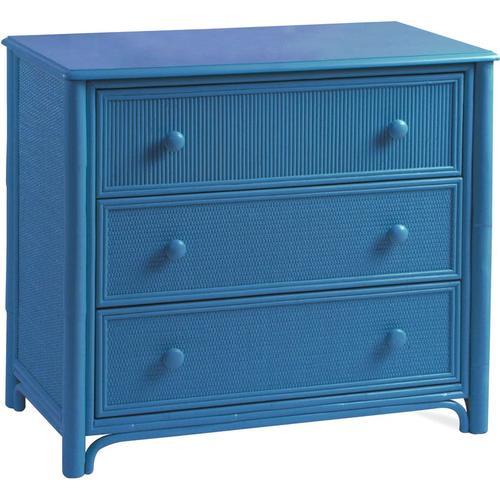 Summer Retreat Three Drawer Dresser