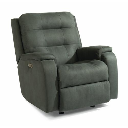 Gallery - Arlo Power Recliner with Power Headrest and Lumbar