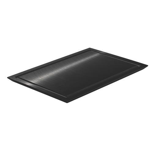Dornbracht - Cutting board with juice trough (carving board) - black