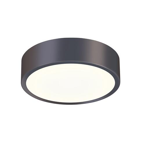 "Sonneman - A Way of Light - Pi LED Surface Mount [Size=8"", Color/Finish=Black Bronze]"