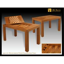 Backgammon/chess Parsons Table