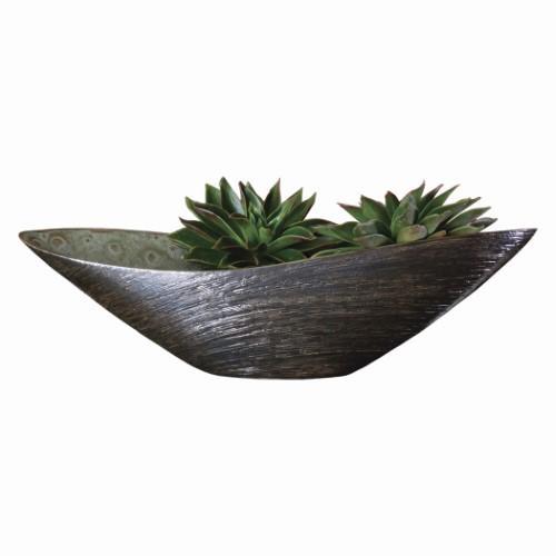 Sexy Bowl-Spun Bronze