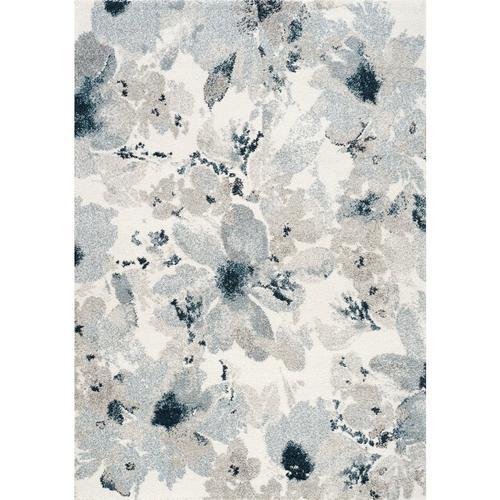 Sable 8289 Grey Cream Blue 2 x 8