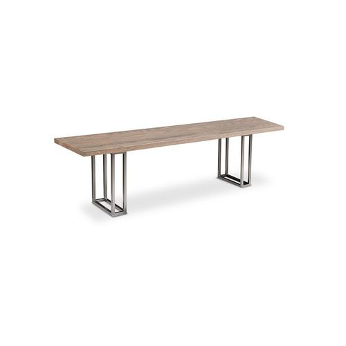 - Electra 16x48 Bench With Wood Seat