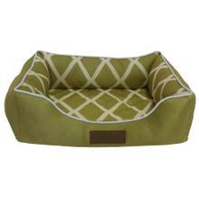 See Details - Comfy Pooch Diamond Printed Pet Bed HD95-400