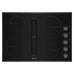 Jennair Jed3430gb Black Floating Glass 30 Jx3 Electric Downdraft Cooktop In New Jersey