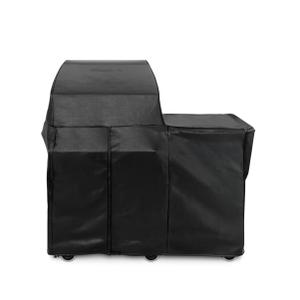 "Lynx30"" Grill or Smoker Carbon Fiber Vinly Cover (Mobile Kitchen Cart)"