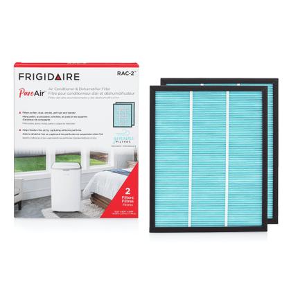 Frigidaire PureAir Air Conditioner and Dehumidifier RAC-2 Air Filters