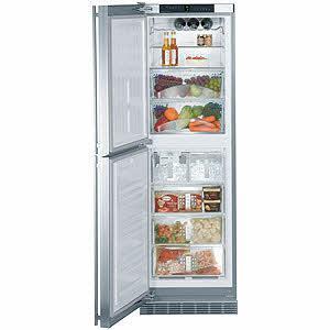 """Liebherr - 24"""" BioFresh Refrigerator & Freezer"""