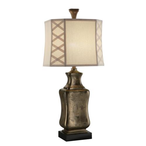 "Bristol Talbe Lamp 33.5""Ht"