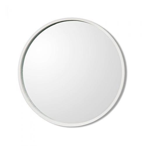 Como Grand Mirror - White Linen