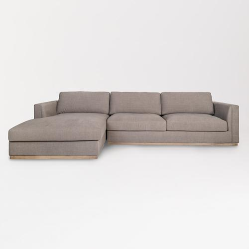 Maddox Sectional - Left Facing Chaise (LAF)