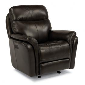 Zoey Power Gliding Recliner with Power Headrest