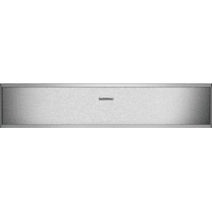 Gaggenau400 Series Vacuum-sealing Drawer 14 Cm Stainless Steel Behind Glass