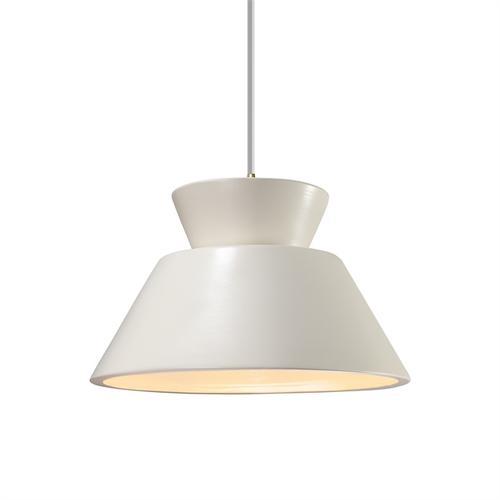 Trapezoid 1-Light Pendant
