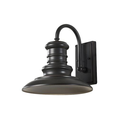 Redding Station Medium Lantern Wildlife Friendly Restoration Bronze Bulbs Inc