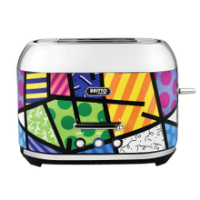 Kalorik by Britto Toaster, Multi Color Design