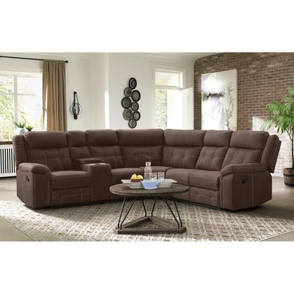 See Details - 59933 Harrell 3 Piece Reclining Sectional