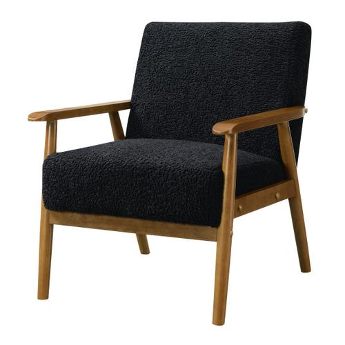 Mid-Century Wood Frame Chair