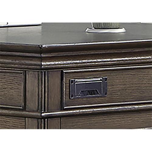 """72"""" Exec Desk Bottom"""