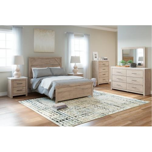 Senniberg Full Panel Bed