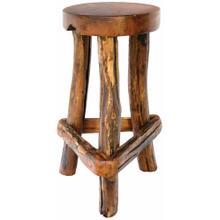 TF-0797-30 Sawtooth Bar Chair