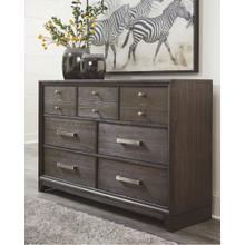 Brueban Dresser Gray