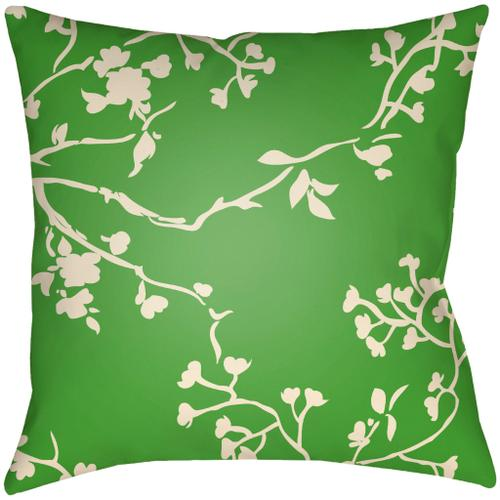 """Chinoiserie Floral CF-005 18""""H x 18""""W"""
