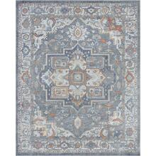 View Product - Allure - ALL1118 Charcoal Rug