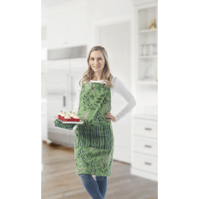 Forest Green Apron
