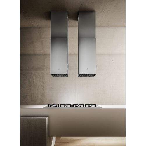 "Elica - HAIKU 12.5"" Stainless Steel"