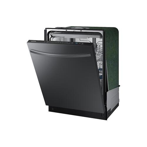 StormWash™ 48 dBA Dishwasher in Black Stainless Steel