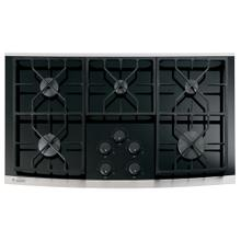 "GE Monogram® 36"" Gas on Glass Cooktop DISPLAY CLEARANCE"