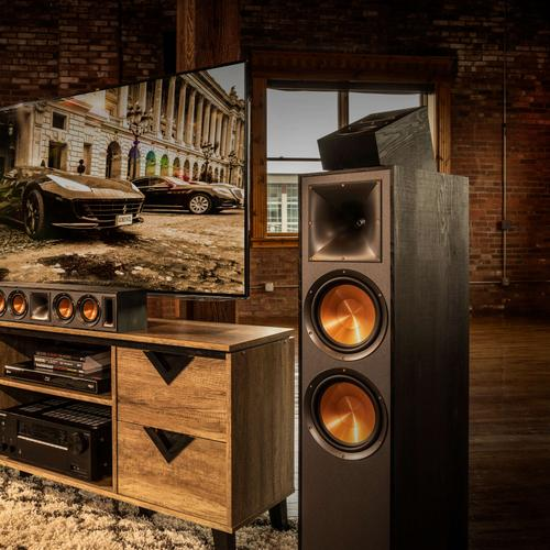 Klipsch - R-41SA Dolby Atmos® Elevation / Surround Speaker (Pair)