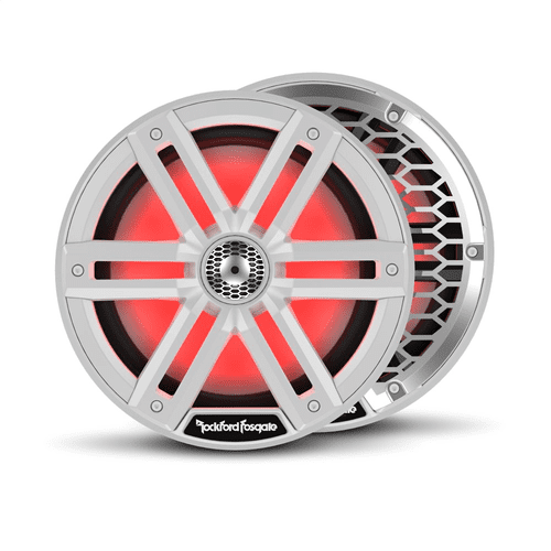 "Rockford Fosgate - M2 8"" Color Optix™ Marine 2-Way Speakers"