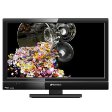 LED TV/DVD - 19""