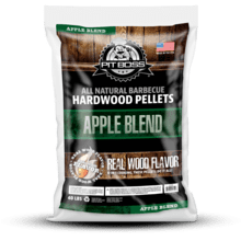 View Product - 40 lb Apple Blend Hardwood Pellets