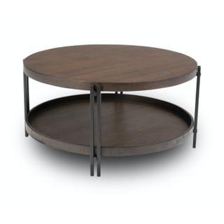 See Details - Prairie Round Coffee Table