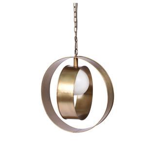 Niles Large Round Pendant Product Image