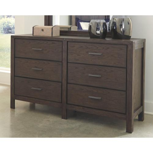 California King Panel Bed With 4 Storage Drawers With Dresser