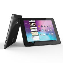 9.7 Inch HD Display, Android™ 4.0 with Google Play, 1.2GHz (Dual Core), Bluetooth, HDMI, Front and Rear Camera
