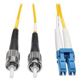 Duplex Singlemode 8.3/125 Fiber Patch Cable (LC/ST), 1M (3 ft.)