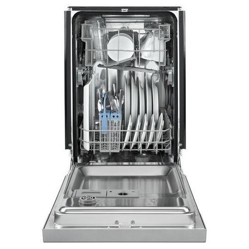 JennAir - Top Control Compact Tall Tub Panel-Ready Dishwasher