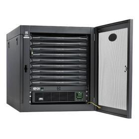 EdgeReady Micro Data Center - 9U, Heavy-Duty, Wall-Mount, 1.5 kVA UPS, Network Management and PDU, 120V Kit